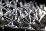 Mercedes-Benz car plants...
